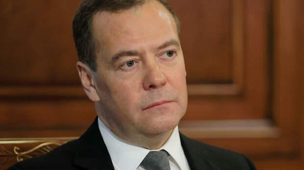 Медведев рассказал, почему США не могут признать потенциал России