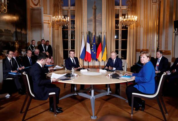 Нормандские заложники: Украина как системная проблема