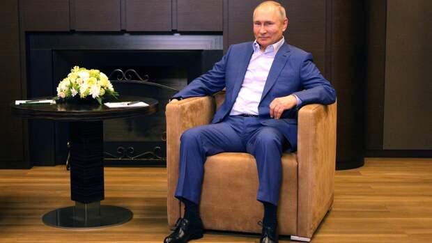 Путин займет «место хозяина» на саммите в Женеве