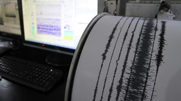 Мощное землетрясение зарегистрировано на северо-востоке Ирана