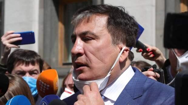 Протестующие у тюрьмы Рустави потребовали пожизненного заключения Саакашвили