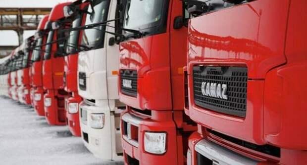 Новый утильсбор заставит резко поднять цены на грузовики в России