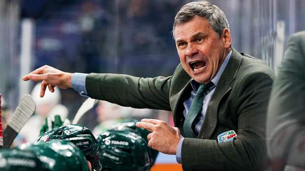 Галиев — о тренере «Ак Барса»: «Квартальнов болен хоккеем, отсюда такие эмоции»