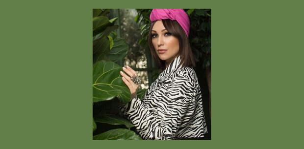 Певица Согдиана: «За время беременности я набрала 30 кг, но наслаждалась этим состоянием»