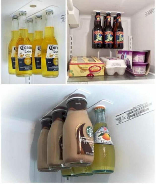 Магнитный держатель для холодильника. | Фото: picaimg.pw.