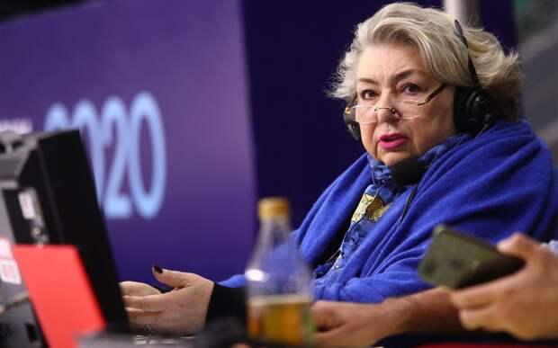 Тарасова жестко раскритиковала фильм «Лед»: «Глупость, тупость ибездарность. Янедосмотрела»