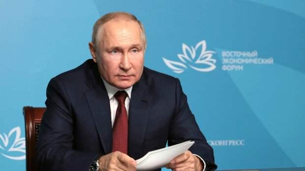 Путин отметил важность выборов в Госдуму