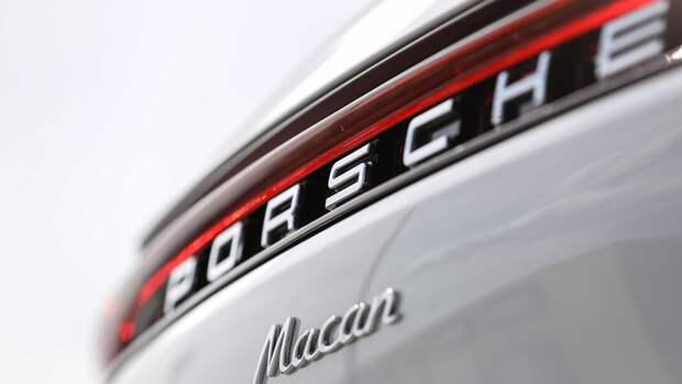 Porsche начала тестирование электрической версии кроссовера Macan