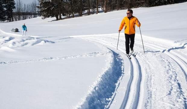 Призеры Югорского лыжного марафона разделят 1,82млн. рублей