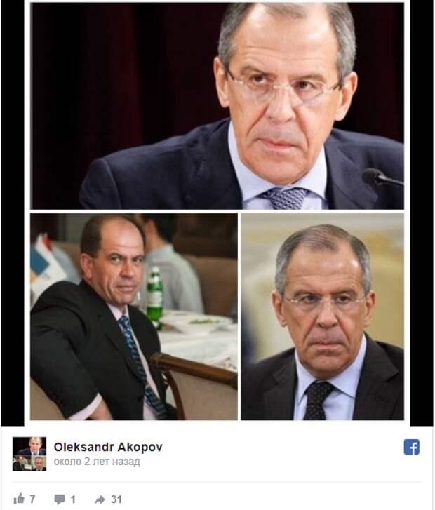 Украинского летчика-героя затравили в соцсетях за фото Лаврова