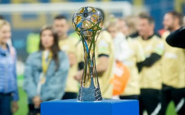 «Зенит» привезет чемпионский кубок в 6 городов России