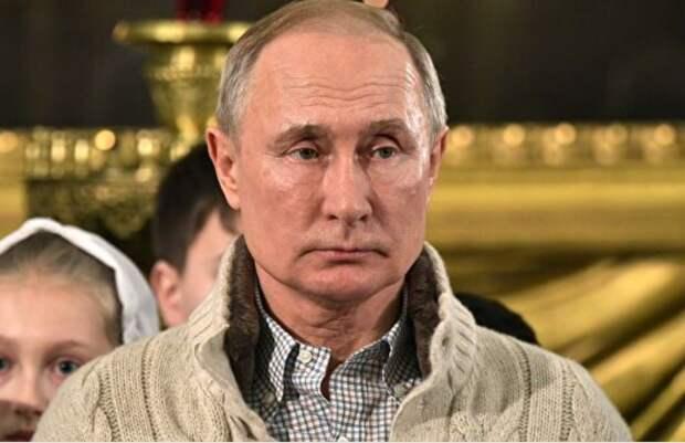Putin-Church