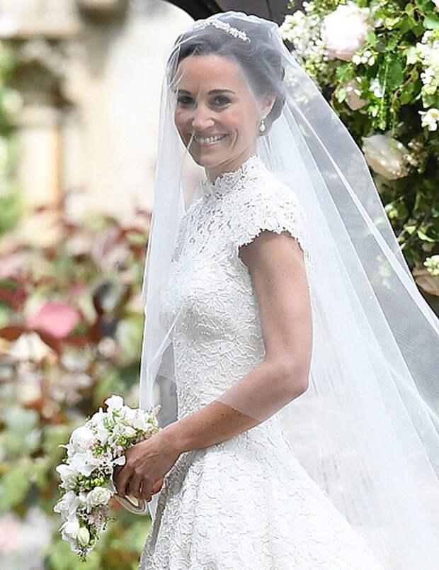 девушки пиппа миддлтон выходит замуж фото относится числу