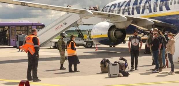 В ХАМАС заявили о непричастности к сообщению о минировании самолета Ryanair