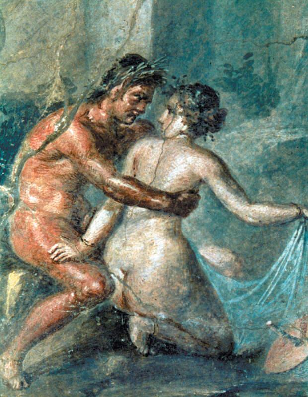 Фото №2 - 7 самых диких сексуальных обычаев Древнего Рима