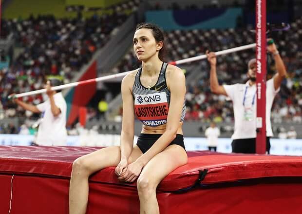 Ласицкене, Шубенков и Сидорова обратились за поддержкой к комиссии спортсменов World Athletics