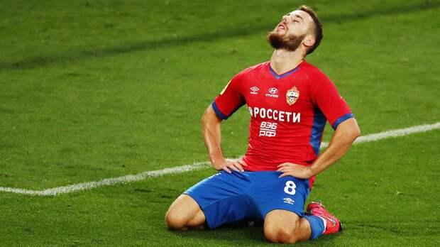 Участие Влашича в матче с «Динамо» остается под вопросом
