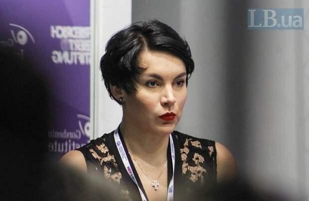 Украинская журналистка раздула грязный политический секс-скандал