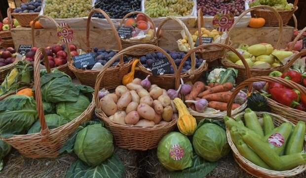 Минсельхоз ищет способы стабилизировать цены на овощи