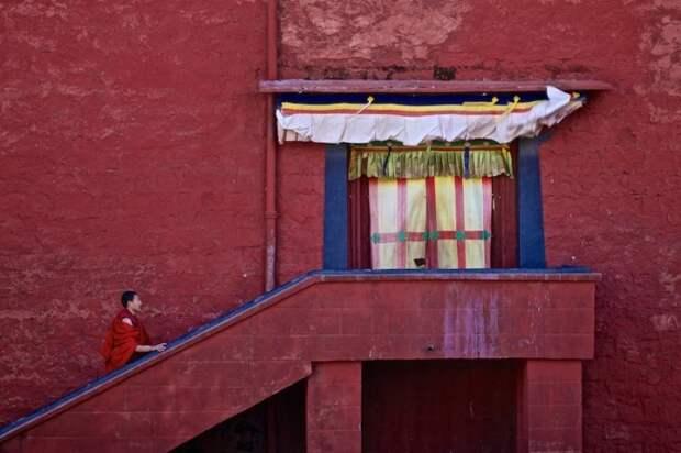 Волшебный и сказочный край: 7 фотографий о жизни жителей в предгорьях Тибета