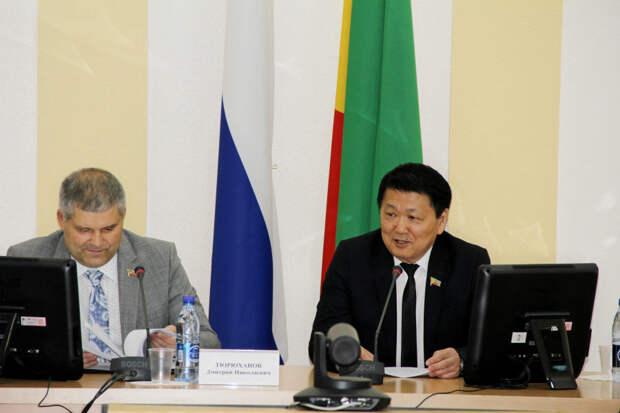 Юрий Кон стал новым председателем забайкальского заксобрания