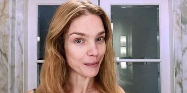 Естественная красота Натальи Водяновой вызвала скандал в Instagram