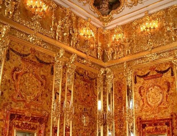 В Польше полагают, что нашли пропавшую «Янтарную комнату»