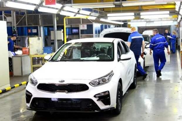 Новый Kia Cerato уже производят на «Автоторе»