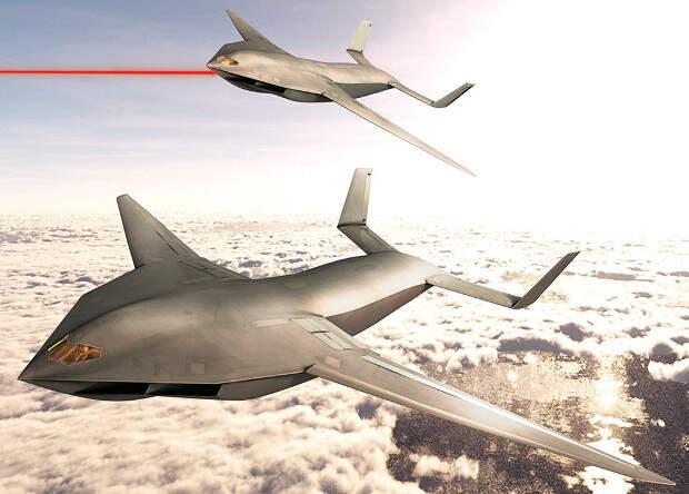 На «летающий танкер» повесят боевой лазер
