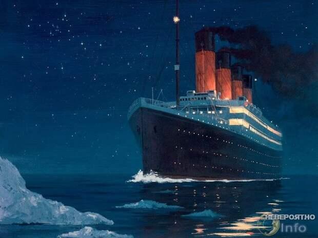 Вспышка на Солнце: почему погиб «Титаник»