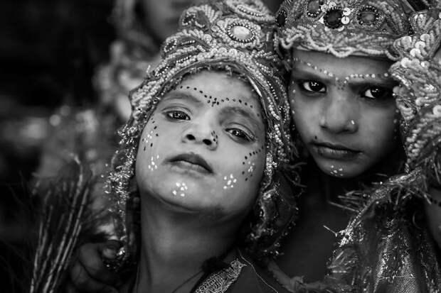Таинственная Индия: калейдоскоп фотографий жителей удивительной страны