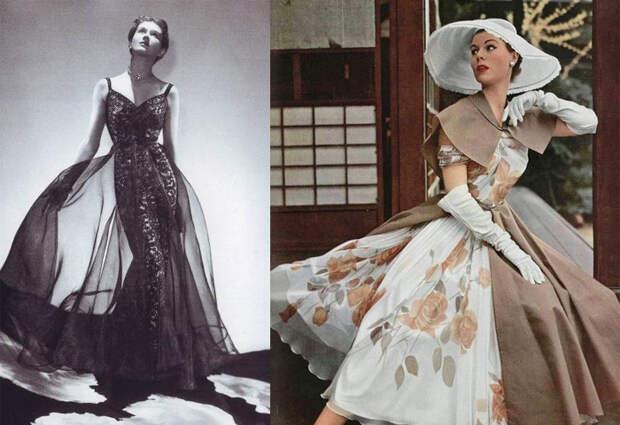 Платья от модного дома мадам Гре.