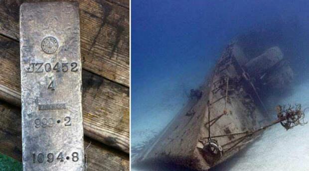 7 огромных кладов, найденных по случайности