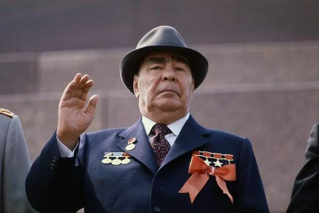 На Украине за портреты Брежнева дают пять лет тюрьмы
