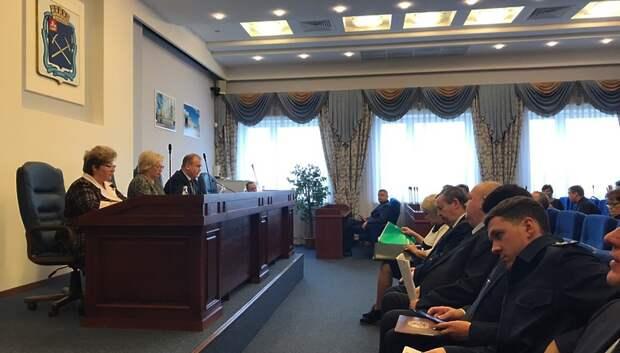Депутаты Подольска одобрили увеличение дохода бюджета округа более чем на 500 млн руб