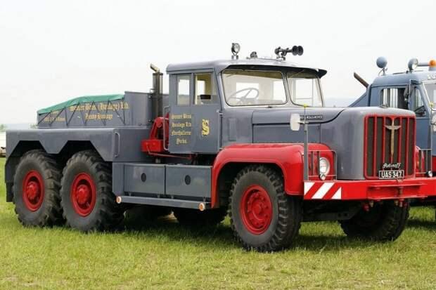 Гигантские тягачи Георгия Ротинова грузовик, тягач