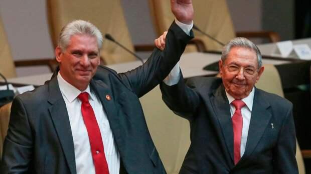 Лидер Кубы назвал цинизмом утверждения США, что Гавана не помогает борьбе с терроризмом