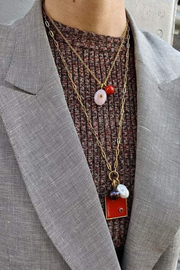 Какое выбрать ожерелье в 2021 году: самые модные и популярные тренды