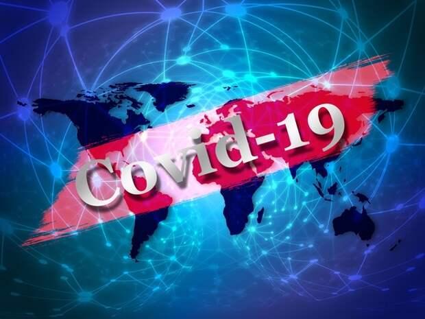 В России от COVID-19 погибли еще 370 человек