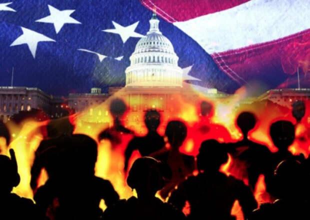 Выборы президента и разрушение Америки