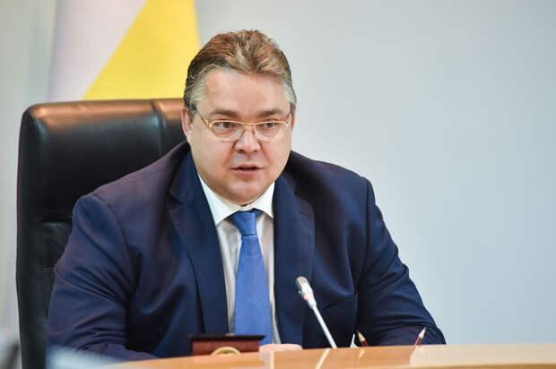 Губернатор Ставрополья отправил правительство в отставку