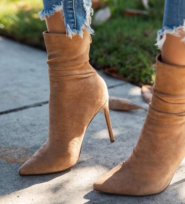Модный цвет обуви осень 2020: идеи для тех, кто не боится экспериментировать (+15 фото)