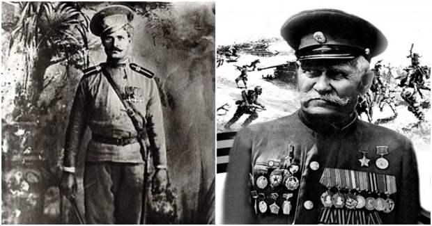 Легендарный казак Константин Недорубов: гвозди бы из таких людей делать