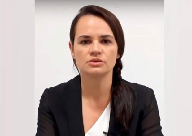 Тихановская: Я скорее считаю себя символом, чем лидером