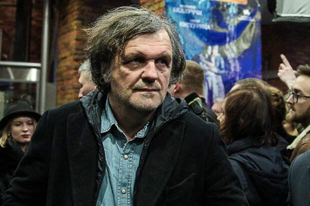 Эмир Кустурица привился «Спутником V»