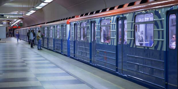 Участок на юге Люблинско-Дмитровской линии московского метро откроют 14 мая