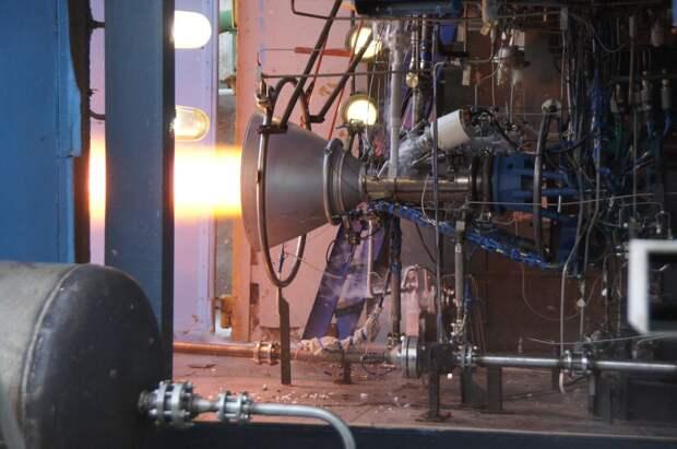 В Китае испытали кислородно-водородный двигатель для полетов на Марс и Юпитер