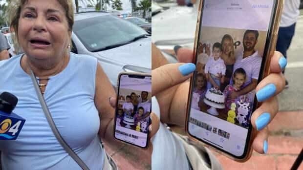 Майами: в списках пропавших уже 159 человек. Среди них беременная женщина и годовалый ребенок