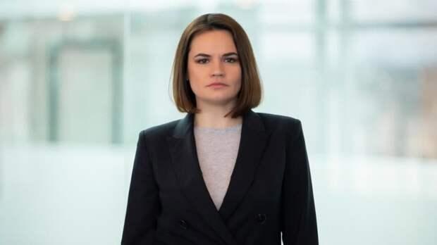 Тихановская призвала ФРГ разработать новый пакет санкций против госкомпаний Белоруссии