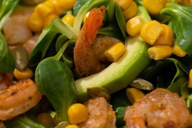 Легкий салат «Марокко»